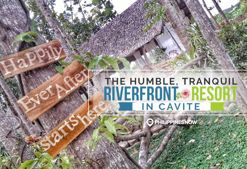 The Humble, Tranquil Riverfront Resort in Cavite